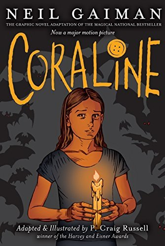 (Coraline Graphic Novel)