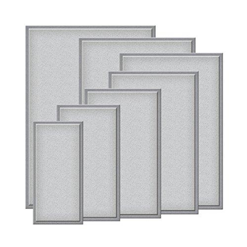 Spellbinders – Set di fustelle base per biglietti, serie Nestabilities, 5 x 7 cm