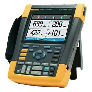 Oscilloscope portable - ScopeMeter 200 MHz 4 voies Fluke 190-204/EU/S avec kit SCC-290-Oscilloscope