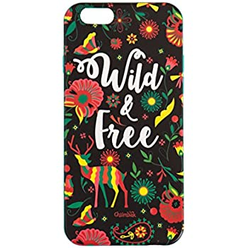 buy popular a2508 ff76a Chumbak Wild and Free iPhone 6/6s Case: Amazon.in: Electronics