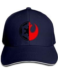 Bang Star Wars Rebel Alliance Logo Sandwich Gorra de béisbol Sombreros