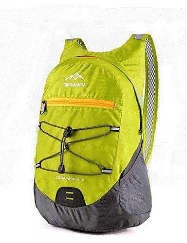HWB/ n/a L Rucksack Legere Sport / Reisen Draußen / Leistung Wasserdicht / Multifunktions andere Nylon N/A Green