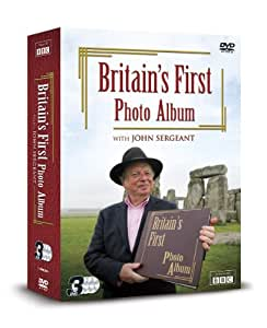 BRITAIN'S FIRST PHOTO ALBUM WITH John Sergeant [DVD]