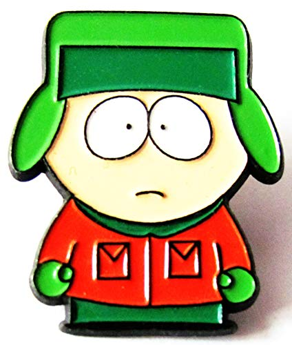 South Park Comic - Kyle Broflovski - Pin 29 x 24 mm (Kyle South Park Kostüm)