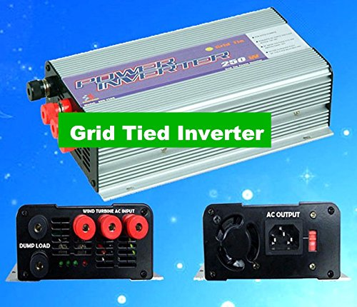 Gowe 250W Solar inverter Grid legato 3PHASE