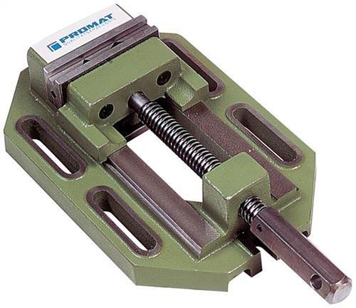 PROMAT 830892 Maschinenschraubstock B.125mm Spann-W.130mm PROMAT