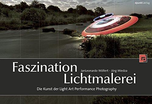 Faszination Lichtmalerei: Die Kunst der Light Art Performance Photography