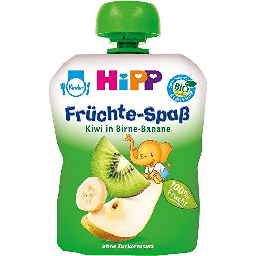 Hipp Frutta Frullata Pera Banana Kiwi Biologico 100g