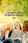Les quatre filles du docteur Moreau par Boissard