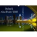 Dubai & Abu Dhabi 2016 (Wandkalender 2016 DIN A3 quer): Impressionen vom Persischen Golf (Monatskalender, 14 Seiten) (CALVENDO Orte)