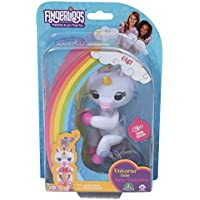 Giochi Preziosi Wowwee Fingerlings Unicorno Gigi, Gemma, Alika, Modelli Assortiti