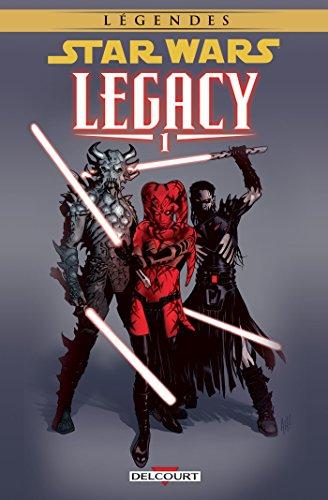 Téléchargement Star Wars - Legacy T01. NED : Anéanti pdf