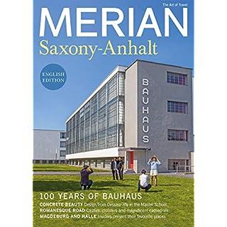 MERIAN Saxony-Anhalt engl.: English Edition (MERIAN Hefte)
