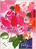 BlumenGrüsse: 12 Postkarten