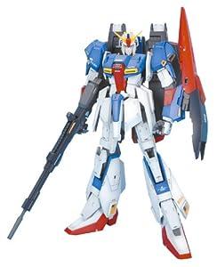 BANDAI Gundam MSZ-006 Zeta Gundam Ver 2.0 MG centésimos Escala (Japón Import)