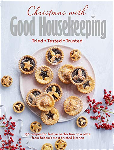 Christmas with Good Housekeeping por Good Housekeeping