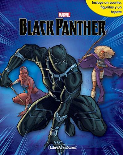 Black Panther. Libroaventuras (Marvel. Los Vengadores)