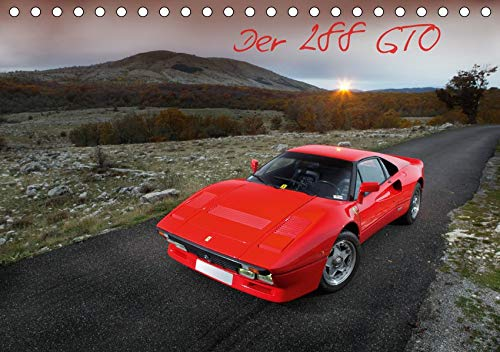 Ferrari 288 GTO (Tischkalender 2020 DIN A5 quer): Traum in Rosso Corsa (Monatskalender, 14 Seiten ) (CALVENDO Mobilitaet)
