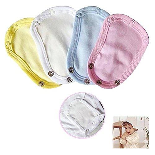 (uxradg Baby Vest Bodysuit Extender-Schere mit Verlängerung, Länge verstellbar)