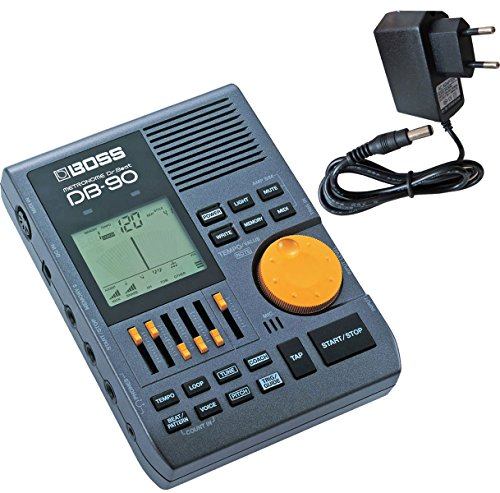 Boss DB-90 Dr Beat digitales Metronom + keepdrum Netzteil 9V