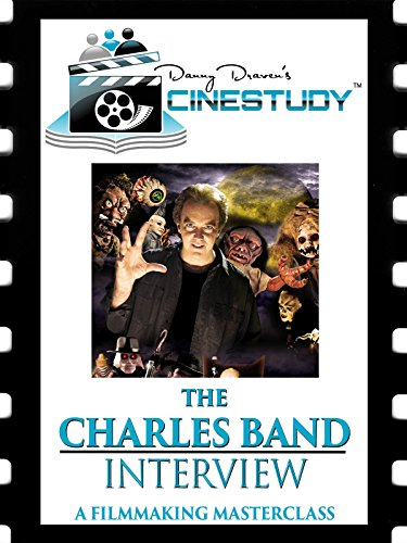 Cinestudy: The Charles Band Interview - A Filmmaking Masterclass (German Subtitled) [OV] Charles Band