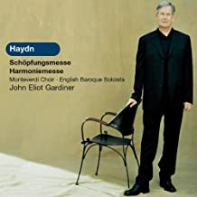 Haydn: Sch??pfungsmesse / Harmoniemesse by The Monteverdi Choir (2002-08-02)