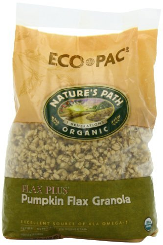 natures-path-organic-flax-plus-pumpkin-granola-cereal-264-ounce-bags-pack-of-6-by-natures-path