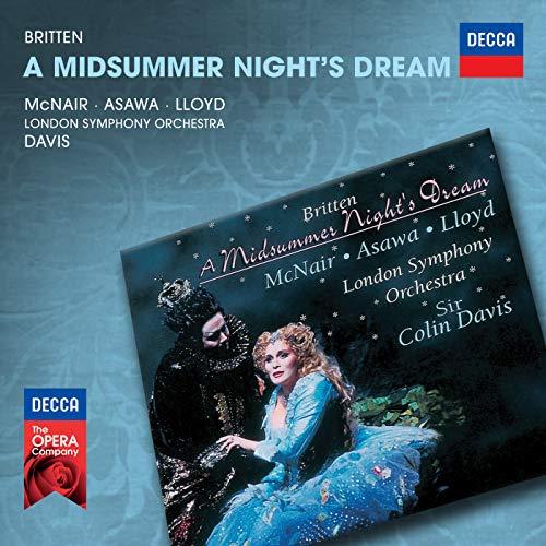 Sunny Beam (Britten: A Midsummer Night's Dream. Opera in Three Acts, Op.64 - Act 3 -