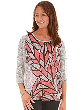 Lebek - Camisas - Cuello redondo - para mujer