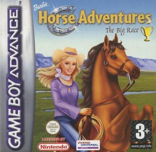 Barbie Horse Adventure (Game Boy Advance) [UK IMPORT]