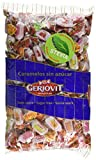 Gerio Sugar Free Stevia Soft Assorted Fruit Flavour Sweets 1 kg