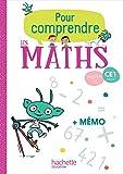 Pour comprendre les maths CE1 - Fichier élève - Ed. 2019...