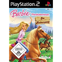 Barbie Pferdeabenteuer: Im Reitercamp [Software Pyramide]
