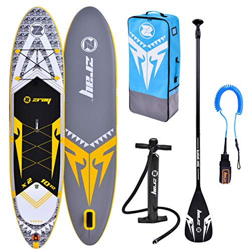 Zray X2- KIT DE PADDLE SURF Hinchable para Adultos