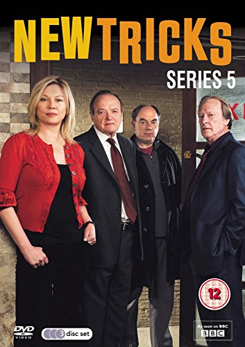 New Tricks - Series 5 [3 DVDs] [UK Import] (3 Season Tricks New)