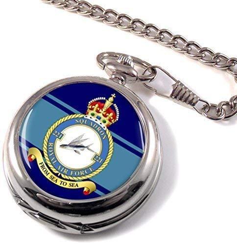 Numéro 221 Escadron Royal Air Force (RAF) Poche Montre