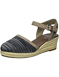 Jana Damen 29501 Geschlossene Sandalen