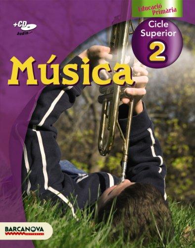 Música cs 2 llibre de l'alumne (materials educatius - cicle superior - música)
