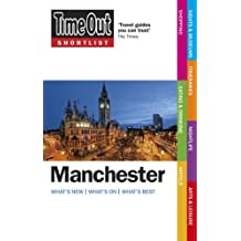 Time Out Shortlist Manchester 2nd edition