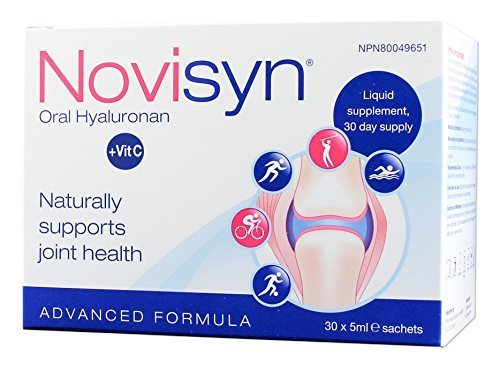 Novisyn Oral Hyaluronic Acid Test