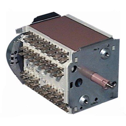 Whirlpool Waschmaschine Timer Crouzet 914-1383 Teilenummer des Herstellers: 481928218348 - Whirlpool Waschmaschine Timer