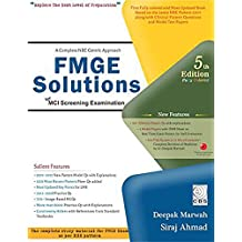 A COMPLETE NBE CENTRIC APPROACH FMGE SOLUTIONS FOR MCI SCREENING EXAMINATION 5ED (PB 2020)