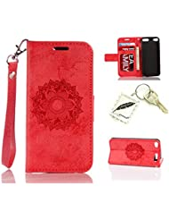 Slim Bumper Case PU Case for Apple iPod Touch5(touch6) Silicone Soft Case Protective Flexible Soft Lightweight Light Anti-shock Cover Case Cover Cap–Photo Frame Keychain # AP 1