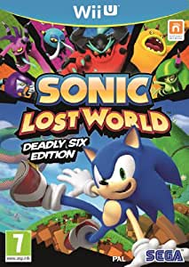 Sonic Lost World: Deadly Six Edition (Nintendo Wii U)