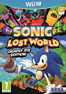 Sonic Lost World: Deadly Six Edition (Nintendo Wii U) (B00CMJ19M0) | Amazon price tracker / tracking, Amazon price history charts, Amazon price watches, Amazon price drop alerts
