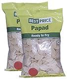 #9: Spar Combo - Papad Rocket Shape, 200g (Pack of 2) Promo Pack