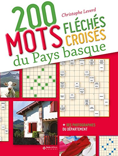 200 mots fléchés et croisés du Pays Basque