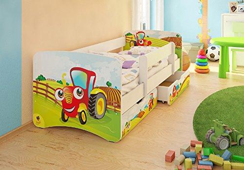 Charming BEST FOR KIDS KINDERBETT MIT RAUSFALLSCHUTZ MIT 2 ... Great Ideas