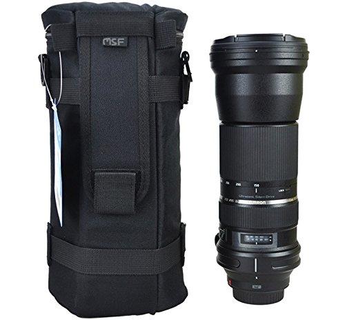 Maxsimafoto LP7 Objektiv Tasche, für 150 mm, 600 Sigma 150-500 mm &Tamron 150 600 mm (nicht für Sigma Sportmodell)