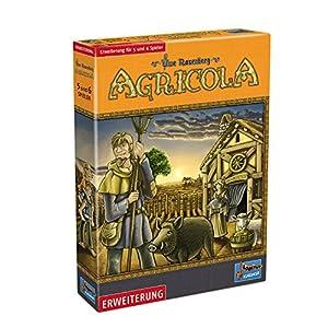 Lookout Games 22160086-Agricola de tablero, 5-6jugadores Ampliación (versión alemán)